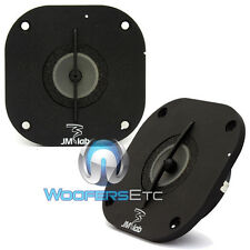 (2) FOCAL TSC HOME AUDIO JM LAB HOME AUDIO TWEETERS MADE IN FRANCE PAIR NEW