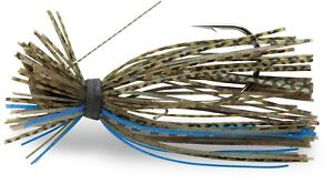 Terminator-Finesse-Jig-Bass-Finesse-Fishing-Lure-Select-Color-amp-Weight