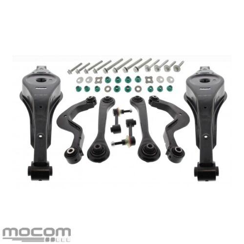 Querlenker Lenkerarm Satz verstärkt Hinterachse hinten für Audi A3 8P Seat Altea