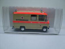 "MB L 508 RTW ""DRK"", Auto Modell 1:87, H0 Brekina 36900"