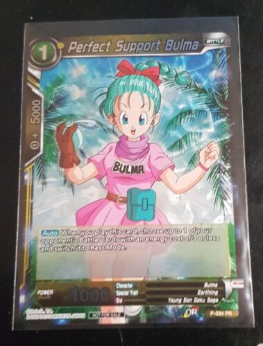 Perfect support Bulma P034 PR FOIL
