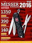 Messer Katalog 2016 von Hans Joachim Wieland (2015, Taschenbuch)