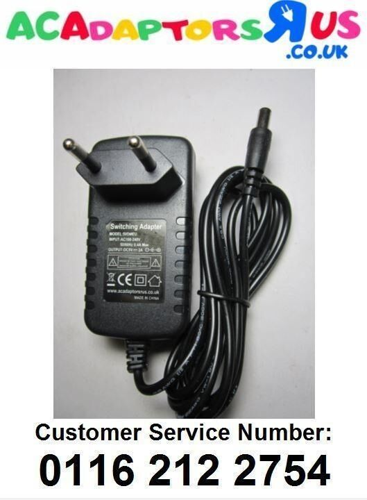 EU 12V AC Adaptor for Fon FON2100B 2100B FON2100 2100 La Fonera Wireless Router