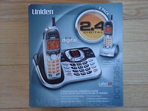 uniden dct7585 3 user manual