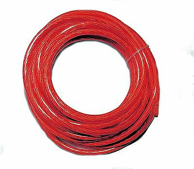 8 Gauge Ground Wire GA Guage AWG Feet IMC AUDIO 5ft Red 10 Ft 5ft Black