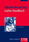 Luther Handbuch (2010, Taschenbuch)