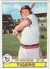 1979 Topps Tim Corcoran #272 Baseball Card