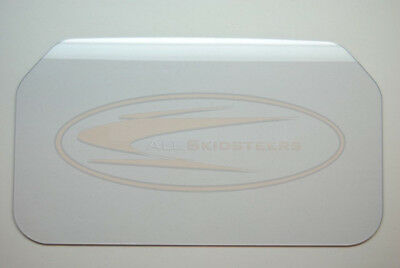 Back Window Glass for Bobcat Skid Steers Replaces OEM # 6717874
