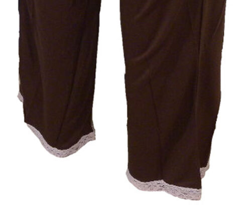 Ladies Maternity Soft Touch NightWear in Pink-Chocolate Deal Value Offer