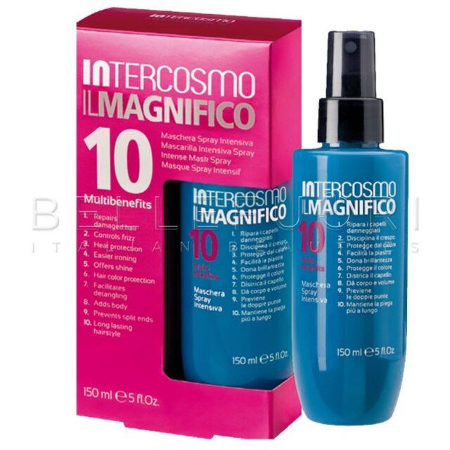 ESTRO INTERCOSMO IL MAGNIFICO MASCHERA SPRAY 10 IN 1 150ML PROFESSIONALE