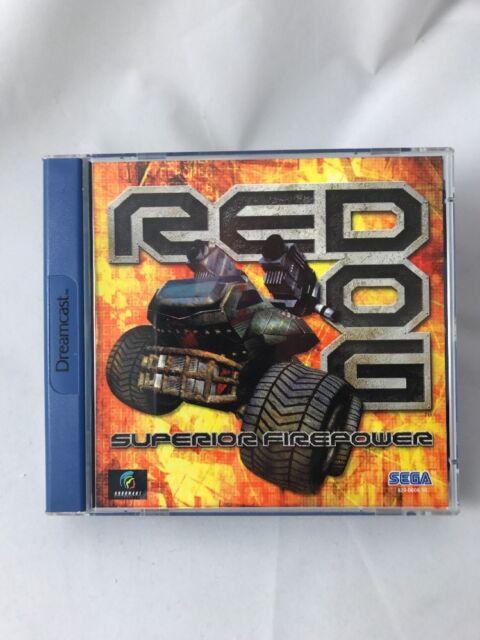 Red Dog - Superior Fire Power (Sega Dreamcast, 2000)