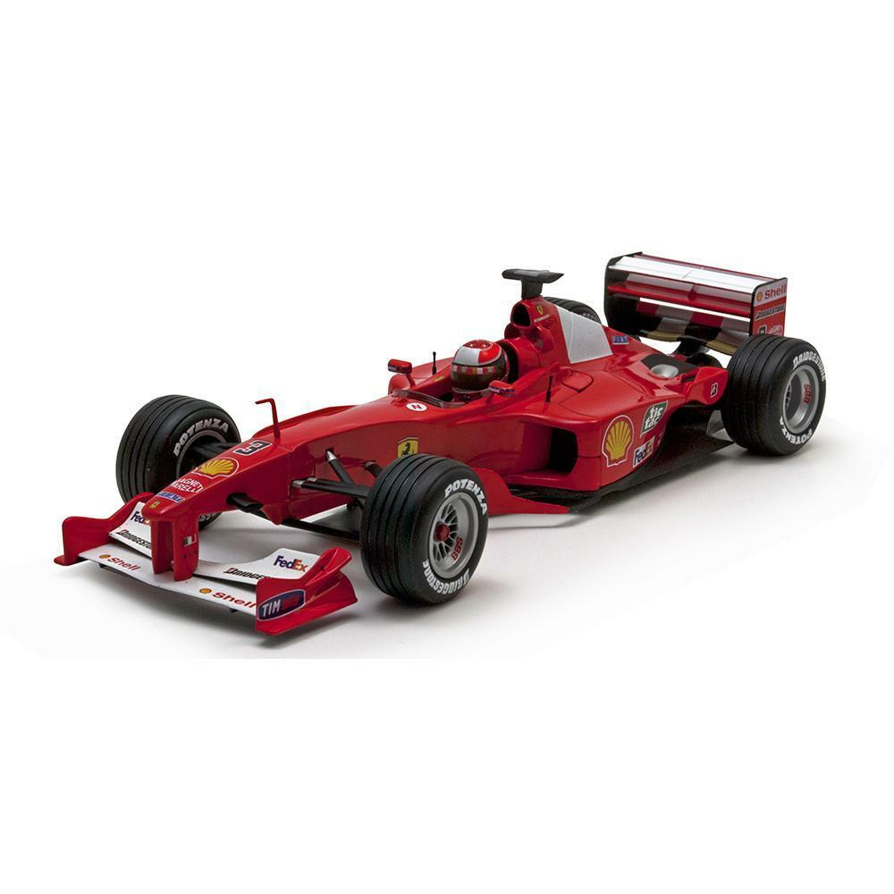 Mattel 1 18 2000 Ferrari F2000 Schumacher