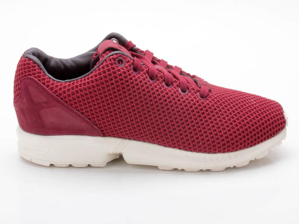 Adidas zx flux af6310 rouge- rouge- rouge- d1ad6e
