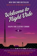 Welcome to Night Vale by Jeffrey Cranor and Joseph Fink (2015, Hardcover)