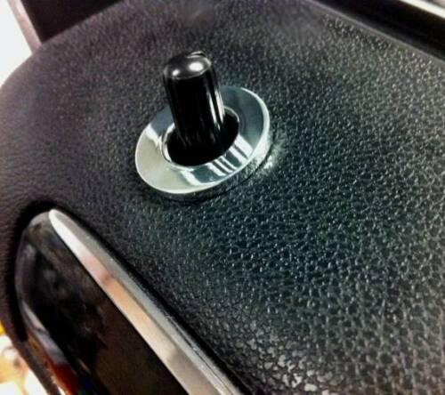 D Mercedes W203 2000-2004 Chrom Ringe für Türpin Aluminium poliert 4Ringe