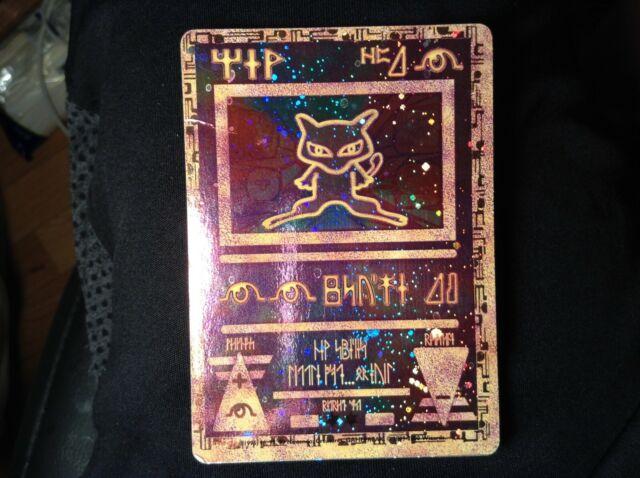 Pokemon Ancient Mew Promo NM