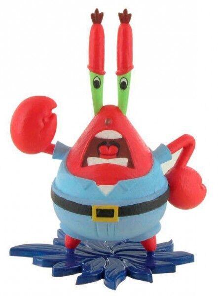 Figurine Bob L Eponge Mr Krabs Comansi Ebay