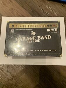 Garage-Band-The-Game-Discovery-Bay-Games-Test-Your-Rock-amp-Roll-Trivia-NEW-Sealed