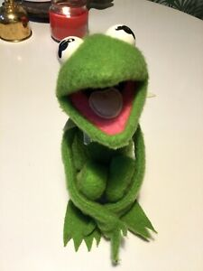Vintage-1976-Fisher-Price-Kermit-Frog-Good-Condition-46inches-Tall