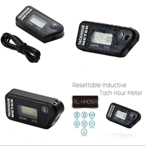 Digital-Tach-Hour-Meter-Inductive-Tachometer-For-2-4-Stroke-Gas-Engine-Racing