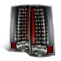 Cg Chevy Tahoe / Suburban 07-14 Led G4 Tail Light Black (escalade Look) on sale