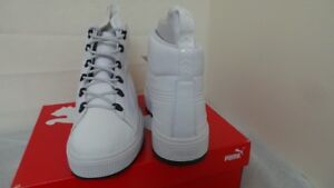 1d8bf841c2e Image is loading New-Mens-Puma-Ren-Boot-363366-02-White-