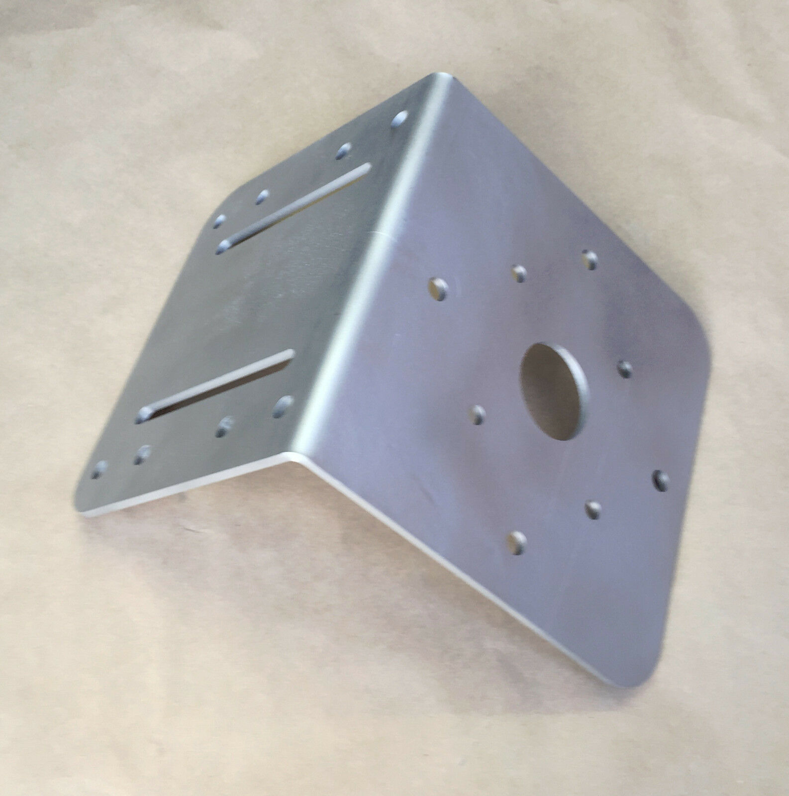 Manta II BASE PLATE ONLY  FITS 10 hp DC electric MANTA motor 12 24 48 Etek  up to 70% off