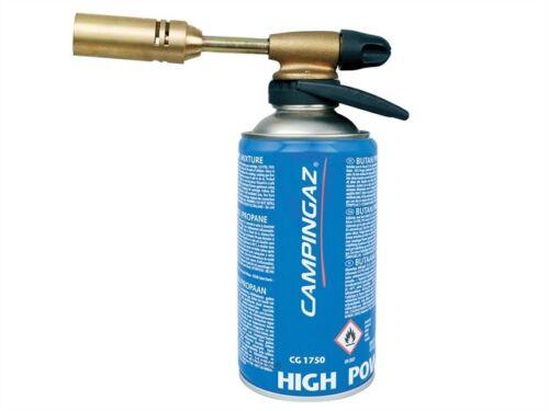 gaztc2000 TC 2000 blowlamp compact avec outils de plomberie gaz
