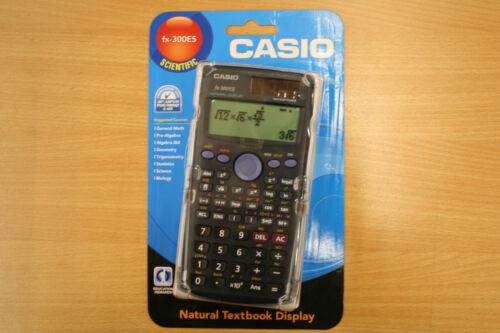 Geometry,Biology Brand New Casio FX-300ES Scientific Calculator Algebra