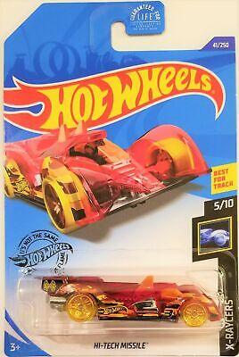 Hot Wheels Hi-Tech Missile 2020-041 NP20
