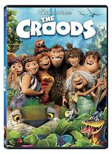 The Croods DVD NEW!!!FREE FIRST CLASS SHIPPING !!