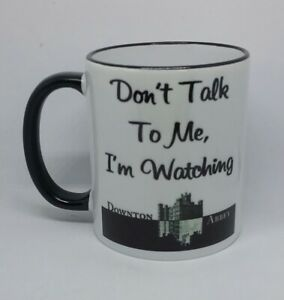 Downton Abbey coffee mug novelty gift family present ...