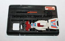 1988 Sega Tyco Pocket Power Indy Race Car Vehicle & Launch Base