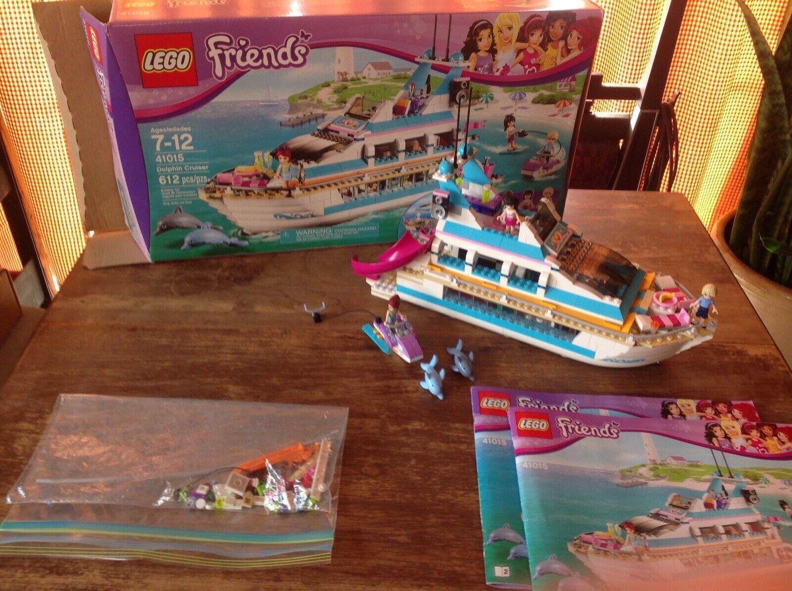 LEGO freunde Dolphin Cruiser 41015
