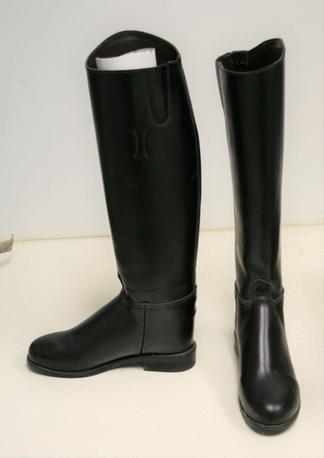 NEW Devon Aire English Tall Kleid Stiefel - Größe 7.5, Regular Calf