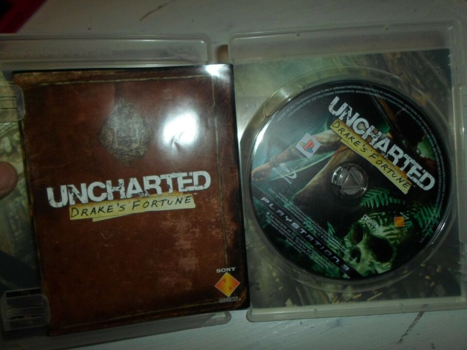 uncharted drakes fortune, PS3