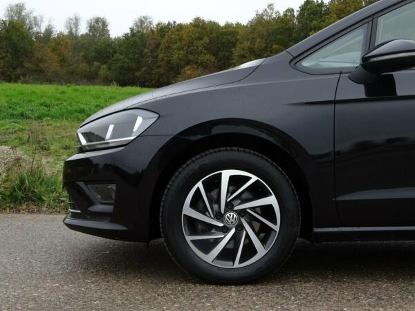 VW Golf Sportsvan 1,4 TSi 125 Sound DSG BMT - billede 2