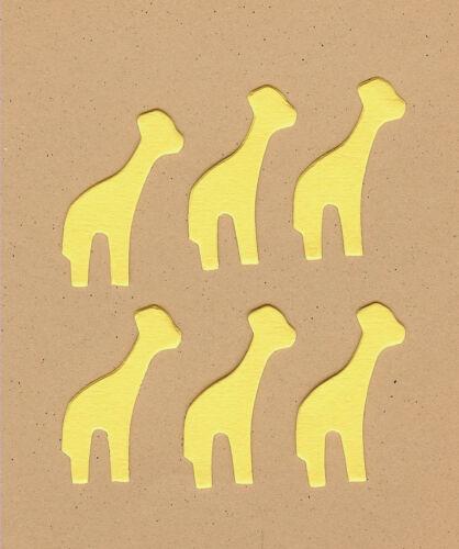 Mini Giraffe-Noah Die Cuts AccuCut