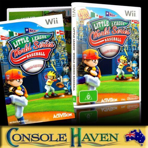1 of 1 - (Wii Game) Little League World Series Baseball / 2008 (G) (Sports) PAL