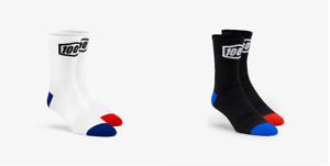 black/&white 4 pairs speedcraft  100/% Terrain cycling socks