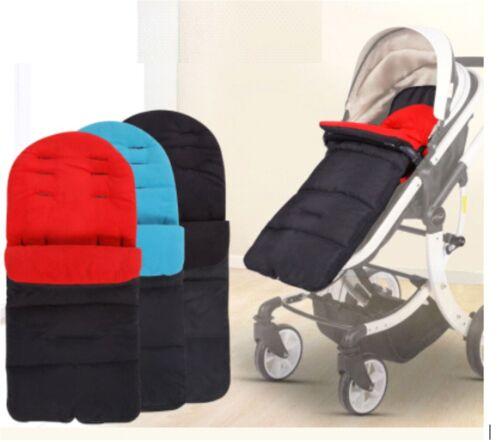 Universal Baby Toddler Manchon De Pieds Confortable Chaud Orteils Tablier Liner buggy pram stroller