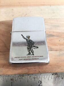 United-States-Army-Infantryman-Fort-Benning-Georgia-Zippo-lighter