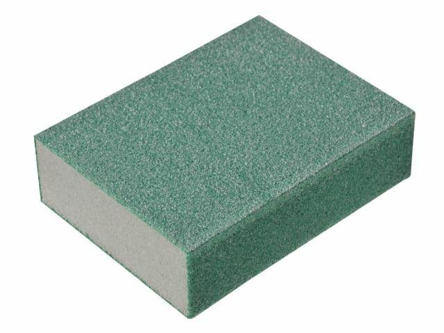 Oakey - Bloque de lijado Liberty Green fino / medio (1)