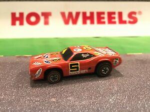Hot Wheels Redline Era Sizzlers  #6528:  '70 'Cuda Trans-Am - Mexico 1971 COOL!