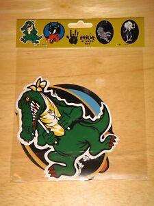 jerry garcia guitar stickers wolf tiger rosebud alligator grateful dead may 1977 ebay. Black Bedroom Furniture Sets. Home Design Ideas