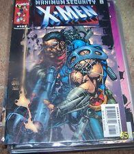 X-Men #107 (Dec 2000, Marvel)