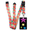 High-quality-ID-badge-holder-RAINBOW-STARS-amp-Secure-Lanyard-neck-strap-soft thumbnail 37