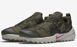b4f136231daf NIKE GOLF SHOE Air Zoom GIMME Cargo Khaki Black-Light Bone 849955 ...