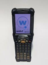 Motorola Symbol Mc9090 G Wireless Barcode Scanner Used