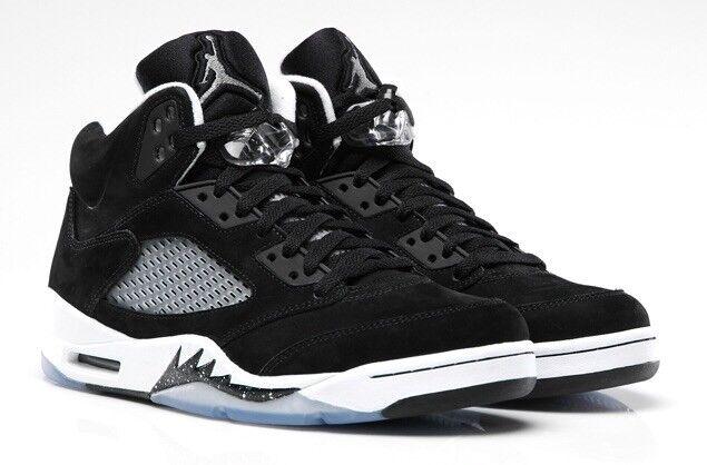 Nike air jordan oreo / retro bianco nero oreo jordan 15 5 647333